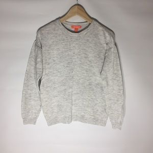 Sweaters - Simple soft knitt grey sweater